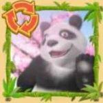 Freispiel-Symbol vom Panda Party Online-Slot