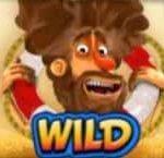 Wild-Symbol vom Castaway Spielautomat ohne Einzahlungen