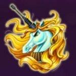 Wild-Symbol vom Machine-Gun Unicorn Online-Slot