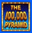 Wild aus dem kostenlosen Online-Spiel The 100,000 Pyramid