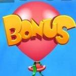 Bonus-Symbol vom Balloonies gratis Online-Spielautomaten