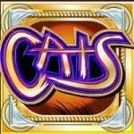 Wild Symbol vom gratis Online-Slot Cats