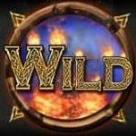 Wild-Symbol der kostenlosen Spielautomaten Nordic Heroes