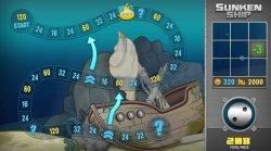 Bonusspiel des kostenlosen Deep Blue Online- Spielautomat