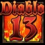 Wild-Symbol vom Diablo 13 Online Slot-Spiel