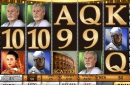 Kostenlos Spielautomat Gladiator spielen
