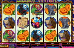 Kostenlos Spielautomat Lucky Witch spielen