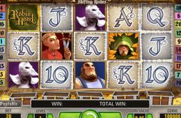 Bild des kostenlosen Online-Spielautomaten Robin Hood