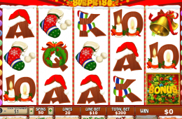 Kostenloser Online Spielautomat Santa Surprise