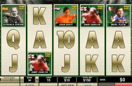 Kostenlos Spielautomat Top Trumps Football Legends spielen