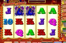 Kostenloser Spielautomat Circus of Cash
