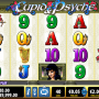 Online Spielautomat Cupid and Psyché