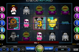 Online Spielautomat Star Bars