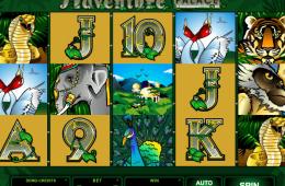 Bild vom kostenlosen online Spielautomat Adventure Palace