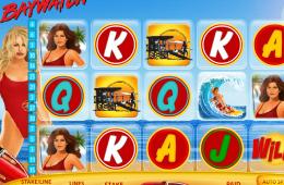 Bild vom kostenlosen online Spielautomat Baywatch
