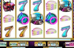 Bild vom kostenlosen online Spielautomat Blankety Blank