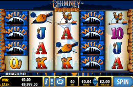 Bild vom kostenlosen online Spielautomat Chimney Stacks