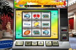 Bild vom kostenlosen online Spielautomat Crazy Sports