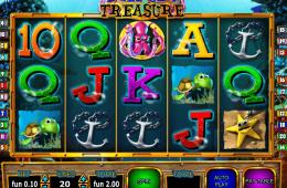 Bild vom kostenlosen online Spielautomat Deep Sea Treasure