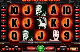 Bild vom kostenlosen online Spielautomat Downtown