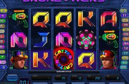 Bild vom kostenlosen online Spielautomat Drone Wars