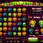 Bild vom kostenlosen online Spielautomat Germinator