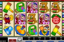 Bild vom kostenlosen online Spielautomat Gift Rap