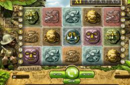 Bild vom kostenlosen online Spielautomat Gonzo´s Quest