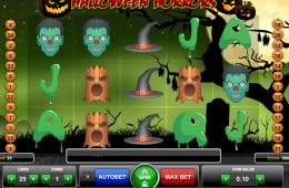 Bild vom kostenlosen online Spielautomat Halloween Horrors