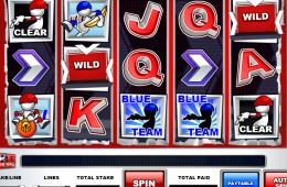 Bild vom kostenlosen online Spielautomat Hole in the Wall