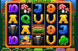 Bild vom kostenlosen online Spielautomat Luck O´the Irish