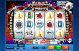 Bild vom kostenlosen online Spielautomat Motor Slot