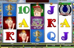 Bild vom kostenlosen online Spielautomat Nags to Riches