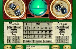 Bild vom kostenlosen online Spielautomat Paradice