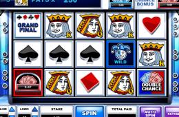 Bild vom kostenlosen online Spielautomat Play your cards right