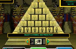 Bild vom kostenlosen online Spielautomat Pyramid
