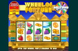 Bild vom kostenlosen online Spielautomat Wheel of Fortune