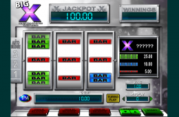 Big X Online-Casino-Spielautomat