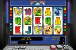 Bild vom kostenlosen online Casino Spiel Beetle Mania