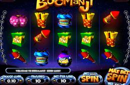 Boomanji Spielautomat zum Spaß
