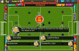 Bild vom kostenlosen online Spielautomat Football Quiz