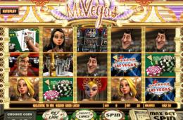Automatenspiel Mr. Vegas online