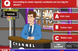 Bild vom kostenlosen online Spielautomat News Time