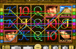 Bild vom kostenlosen online Spielautomat Aztecs Empire