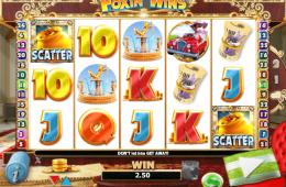 Bild vom kostenlosen online Spielautomat Foxin´ Wins