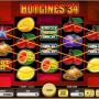 Bild vom kostenlosen online Spielautomat Hotlines 34