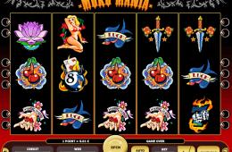 Bild vom kostenlosen online Spielautomat Moko Mania