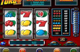 Bild vom kostenlosen online Spielautomat Turbo Gold