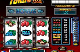 Bild vom kostenlosen online Spielautomat Turbo Gold Max Power
