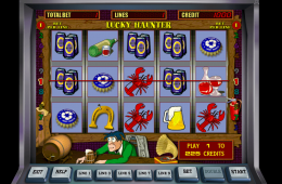 Kostenloses Online-Automatenspiel Lucky Haunter